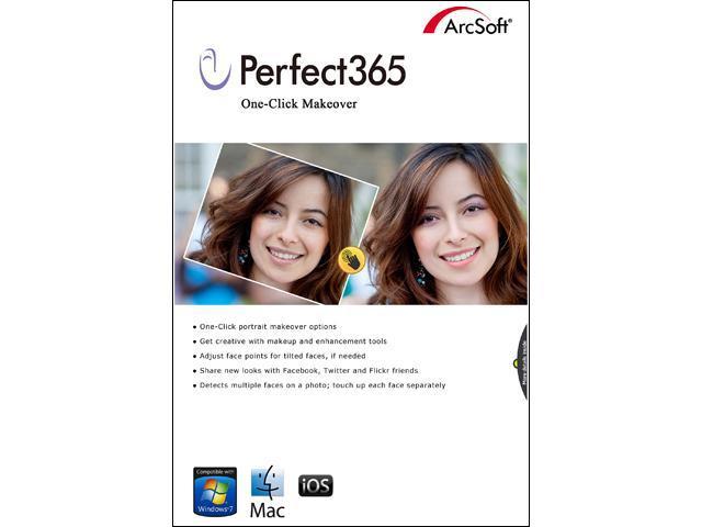 ArcSoft Perfect365 for Mac - Download