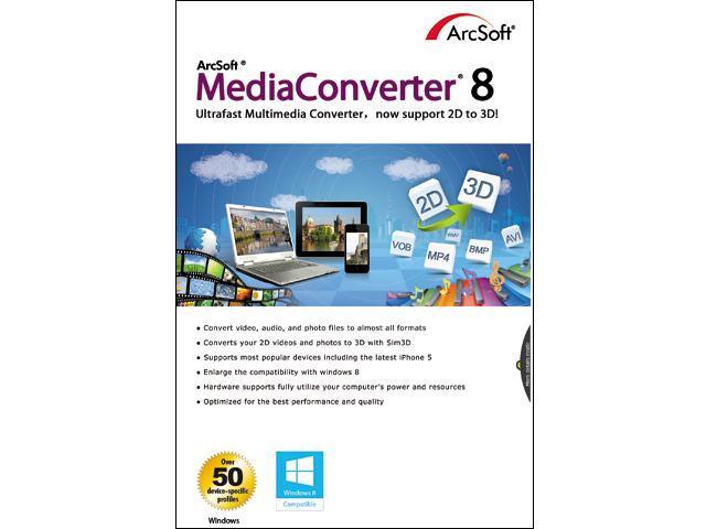 ArcSoft MediaConverter 8 - Download