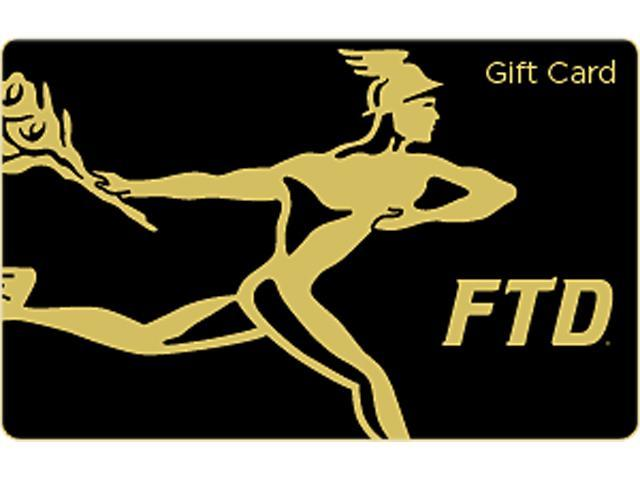 FTD.com $25 Gift Card (Email Delivery)