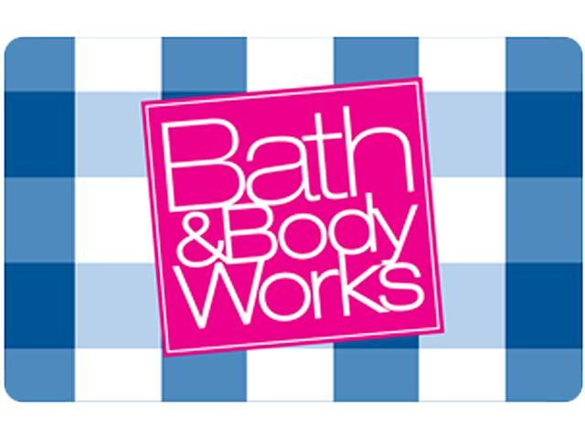 Bath & Body Works $50 Gift Card (Email Delivery)