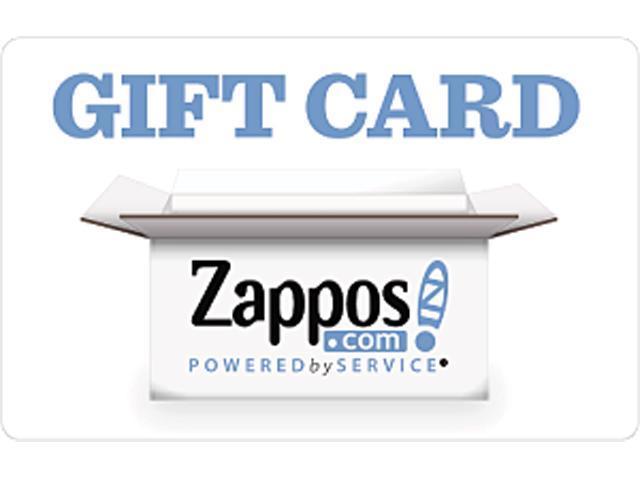 Zappos.com $100 Gift Card (Email Delivery) - Newegg.com