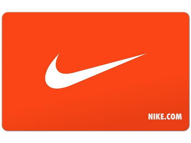 Nike $25 Gift Card - Digital Delivery - Newegg.com