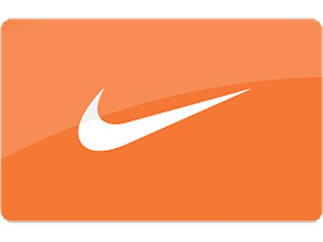 Nike $10 Gift Card (Email Delivery)