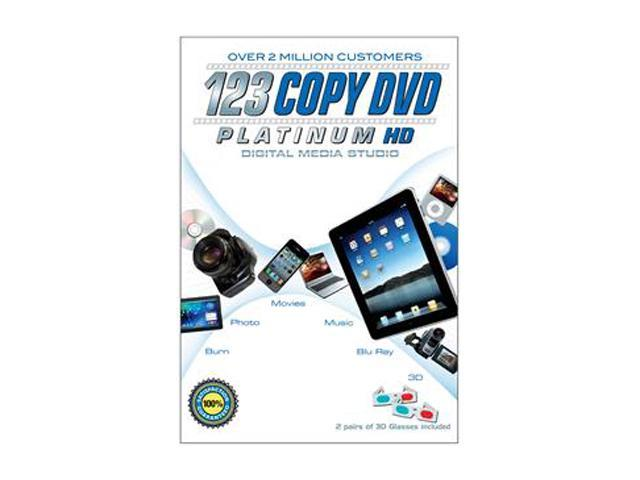 123 Copy DVD Platinum v10 2013 With Patch For FREE