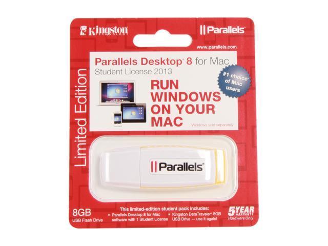 Parallels Desktop 8 for Mac - Student