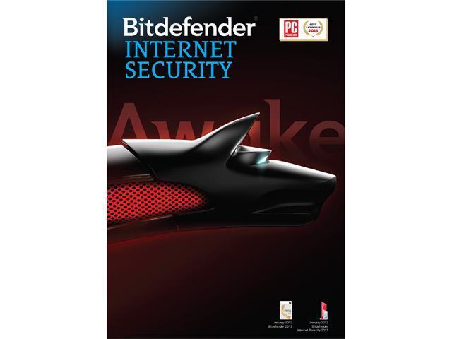 Bitdefender Internet Security 2014 - Standard - 3 PCs / 1 Year