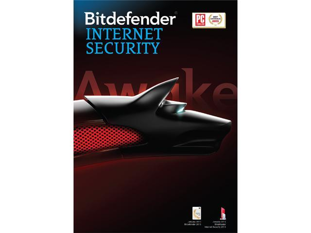 Bitdefender Internet Security 2014 - Value Edition - 3 PCs / 2 Years