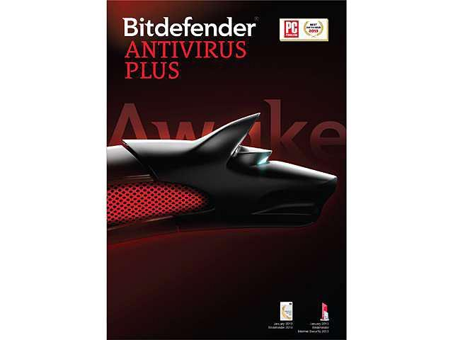 Bitdefender Antivirus Plus 2014 - Value Edition - 3 PCs / 2 Years - Download