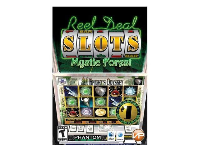 Reel Deal Slots Mystic Forest Games