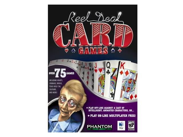 Reel Deal Card Games Games