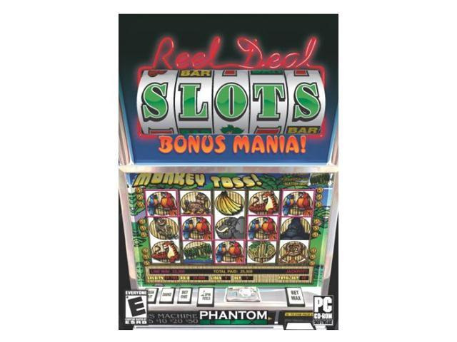 Reel Deal Slots Bonus Mania PC Game