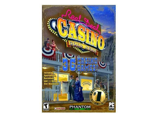 Reel Deal Casino: Gold Rush PC Game