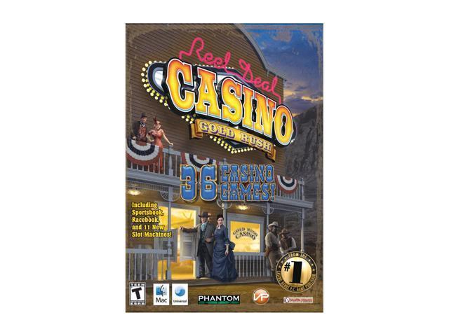 Reel Deal Casino Gold Rush Mac Stackpak Mac Game