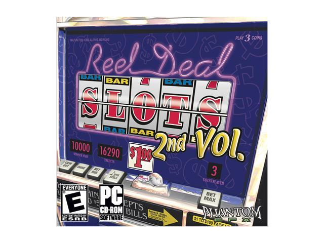 Reel Deal Slots V 2.0 Jewel Case PC Game