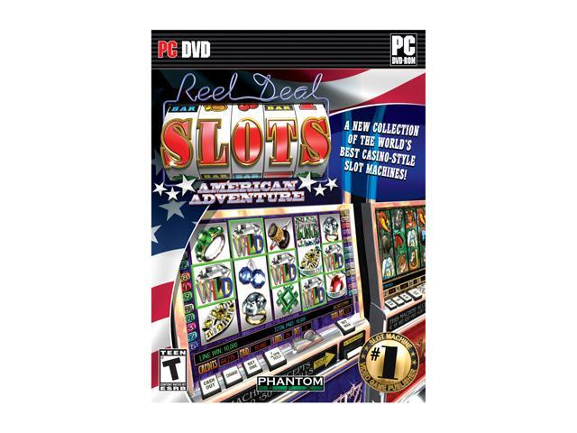 Reel Deal Slots American Adventure PC Game
