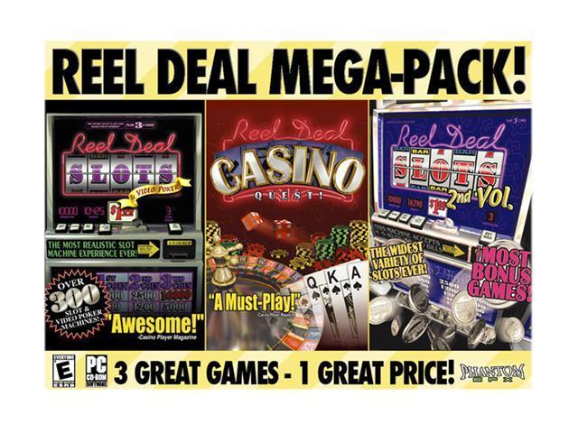 Reel Deal Mega Pack 1 PC Game