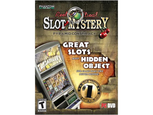 Slot Mystery: Pyramid Conspiracy [Game Download]