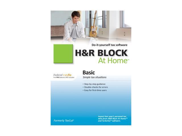 H&R BLOCK At Home Basic