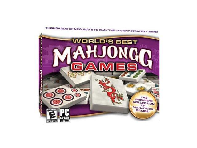 The World's Best: Mahjong Games PC Game