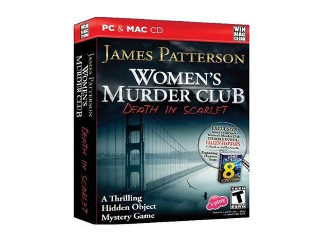 Women's Murder Club: Death In Scarlet Jewel Case PC Game
