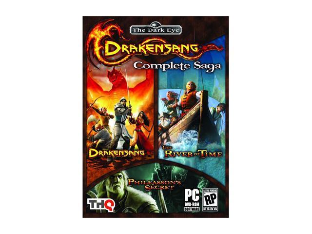 Drakensang Complete Saga PC Game