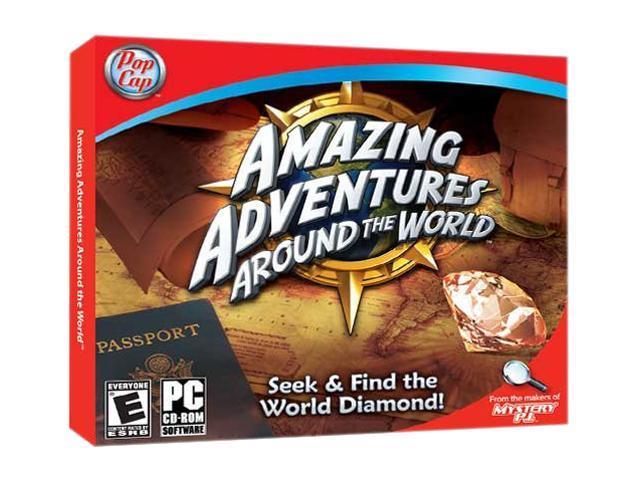 Amazing Adventures Around the World PC Game