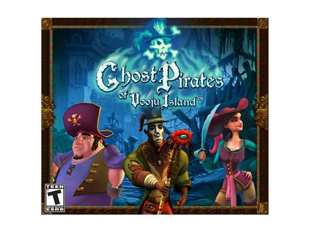 Ghost Pirates of Voojoo Isand PC Game