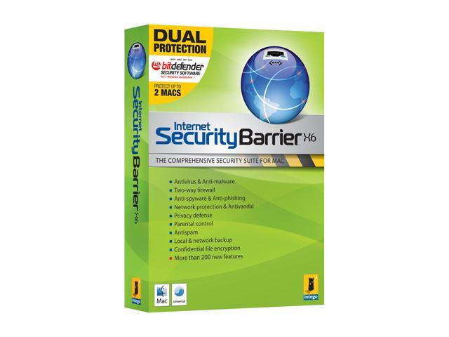 intego Internet Security Barrier X6