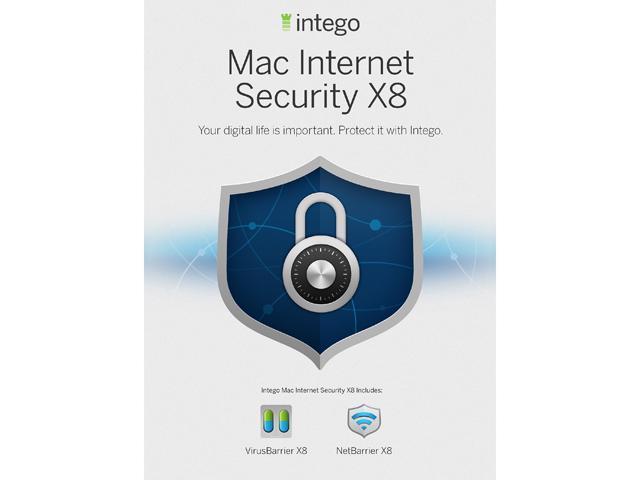 intego Mac Internet Security X8 - 1 Year