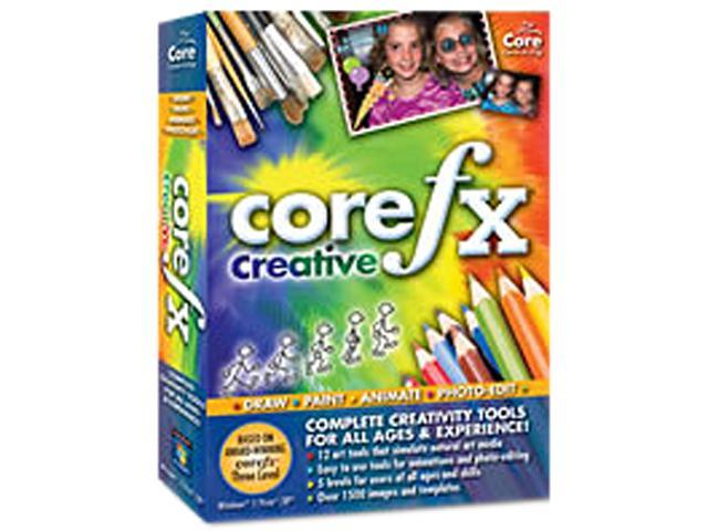 Core Learning coreFX Creative - Download