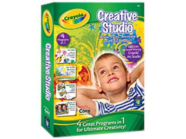 Core Learning Crayola Creative Studio - Download