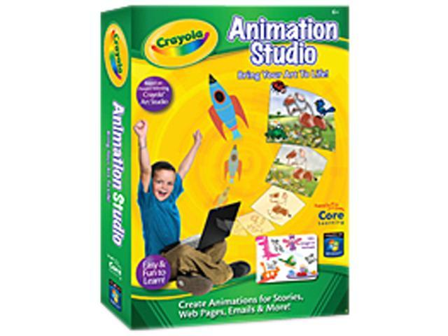 Core Learning Crayola Animation Studio - Download