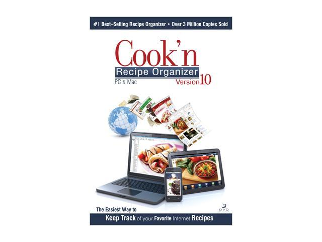 DVO Enterprises Cook'n Recipe Organizer Version 10