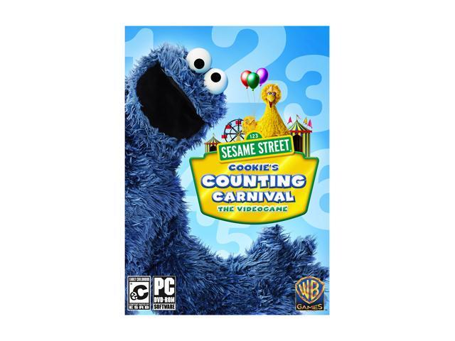 Sesame Street: Cookie's Count Carnival PC Game