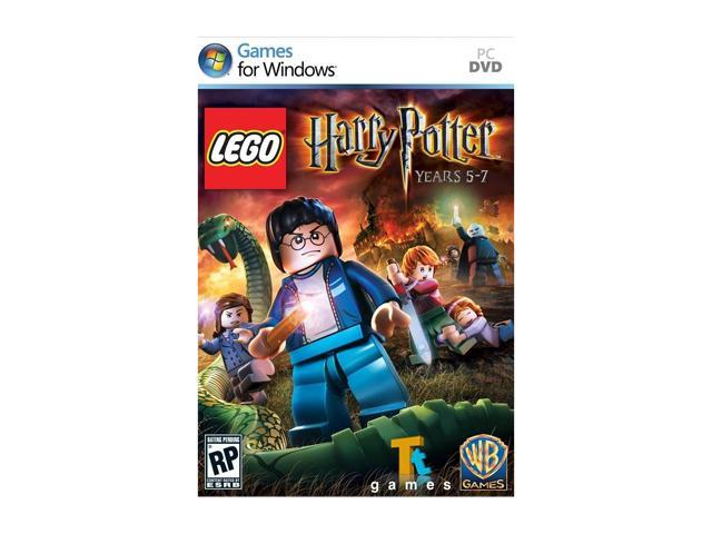 Lego Harry Potter: Years 5-7 PC Game