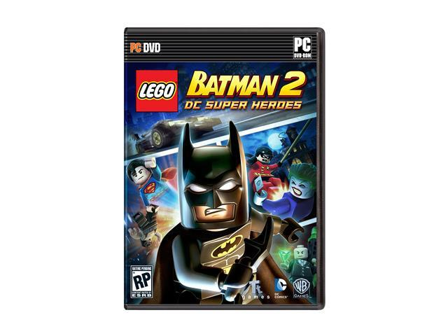 Lego Batman 2: DC Super Heroes PC Game