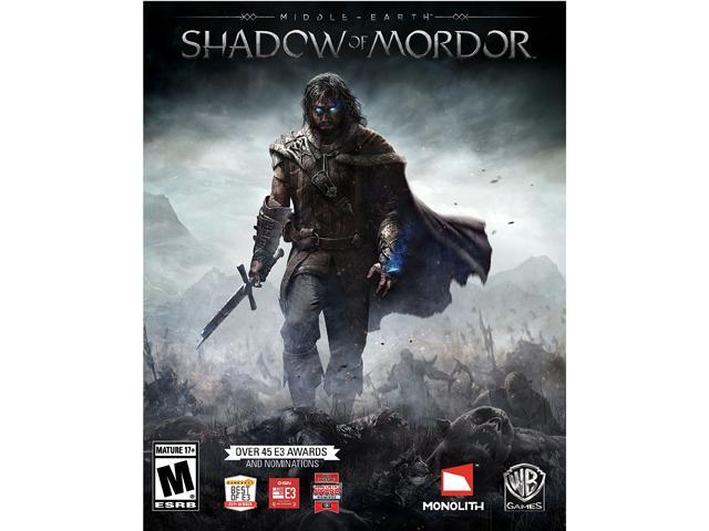 Middle earth shadow of mordor online game code newegg middle earth shadow of mordor online game code fandeluxe Images