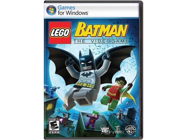 Lego Batman Online Game Code - Newegg.com
