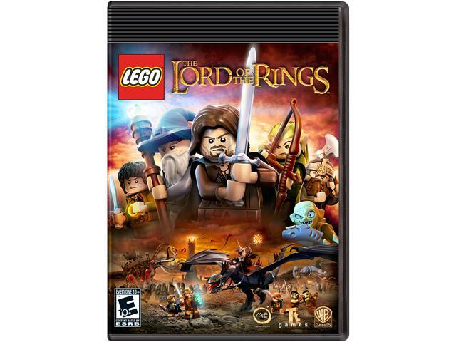 LEGO The Lord of the Rings [Online Game Code]