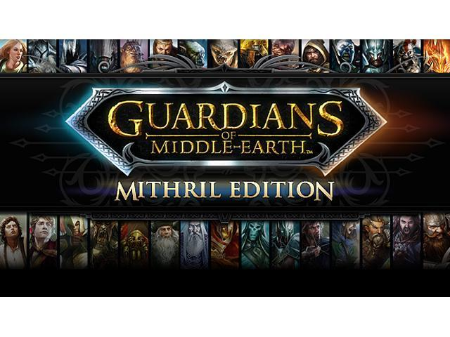Guardians of Middle-earth - Mithril Edition [Online Game Code]