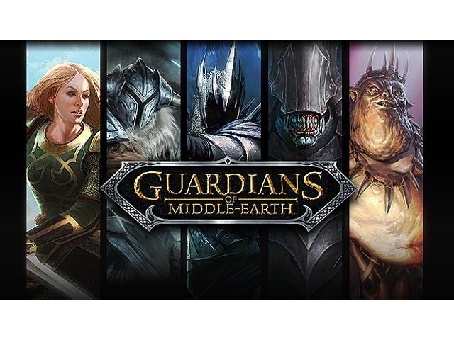 Guardians of Middle-earth: The Defender Bundle DLC [Online Game Code]