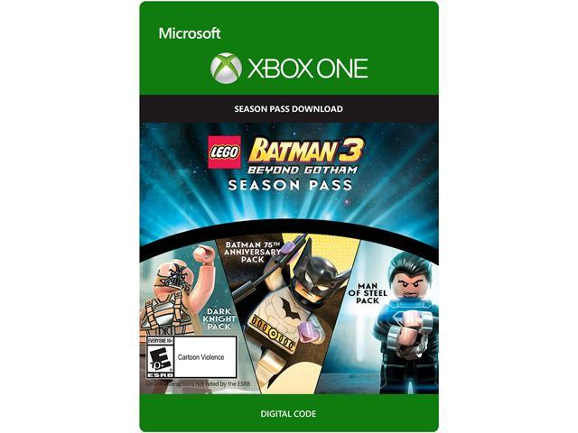 Lego Batman 3 Season Pass XBOX One [Digital Code]