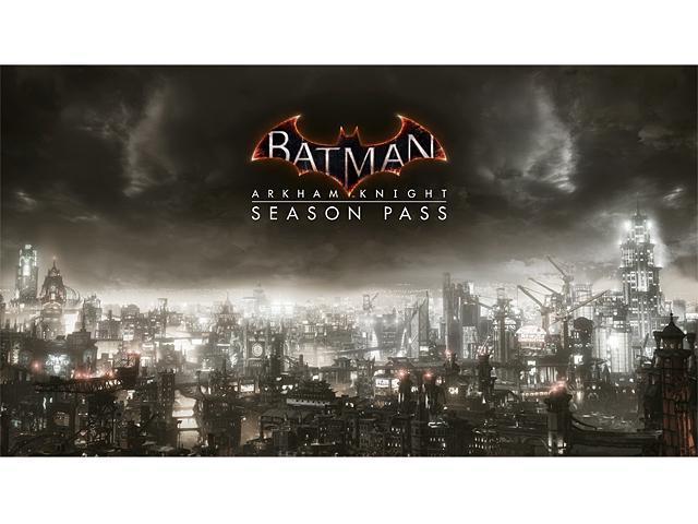 Batman: Arkham Knight Season Pass [Online Game Code]