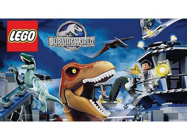 LEGO Jurassic World [Online Game Code] - Newegg.com