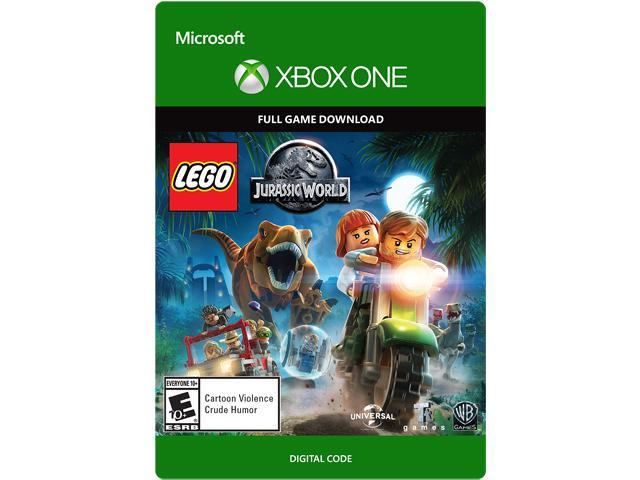Lego Jurassic World - XBOX One [Digital Code] - Newegg.com