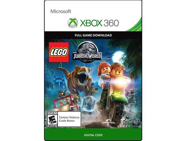 Lego Jurassic World - XBOX 360 [Digital Code]