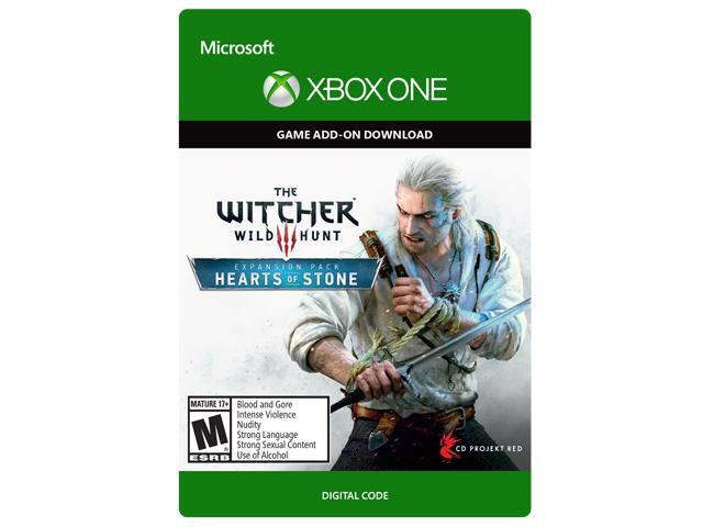 The Witcher 3: Wild Hunt - Hearts of Stone - XBOX One [Digital Code]