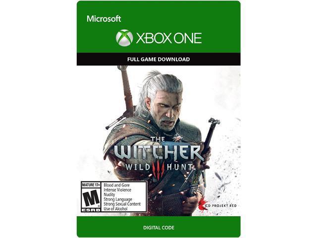 The Witcher 3: Wild Hunt - XBOX One [Digital Code]