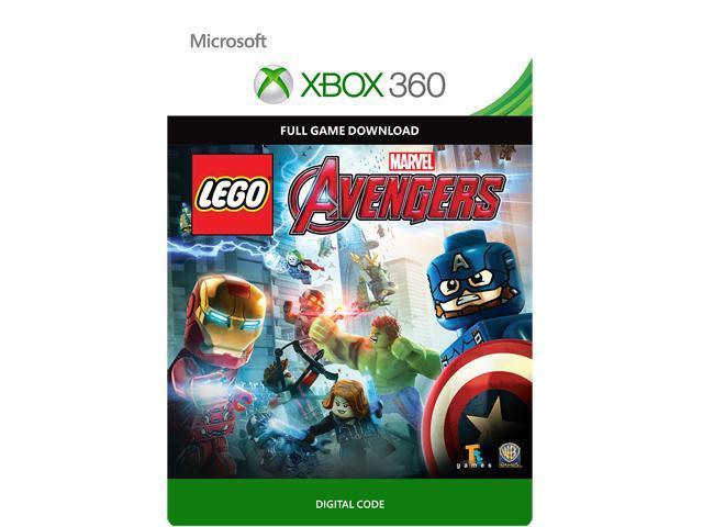 LEGO Marvel's Avengers - Xbox 360 [Digital Code] - Newegg.com
