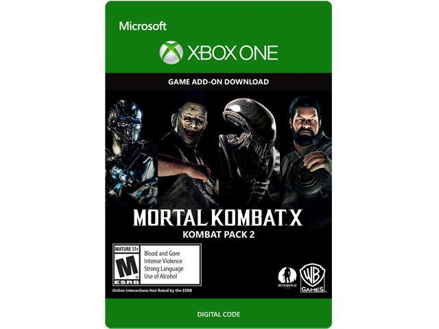 Mortal Kombat X: Kombat Pack 2 - XBOX One [Digital Code]